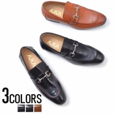 靴 ローファー メンズ SB select シルバーバレットセレクト フェイクレザービット付きローファー 即日発送 靴 メンズ ローファー フェイ