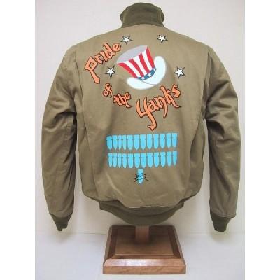 Buzz Rickson's[バズリクソンズ] タンカース TANK Pride of the Yanks (LIGHT OLIVE DRAB)