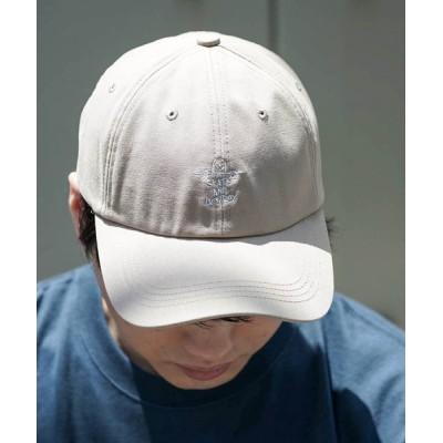 THRASHER by RIFFLEPAGE / GONZ SAD キャンバス6P CAP/スラッシャー 帽子 キャップ マークゴンザレス MEN 帽子 > キャップ