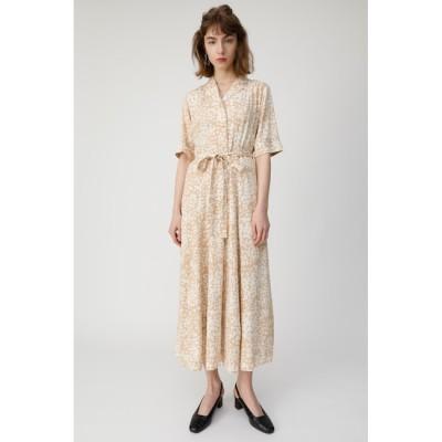 【マウジー/MOUSSY】 FLOWER PRINT ドレス