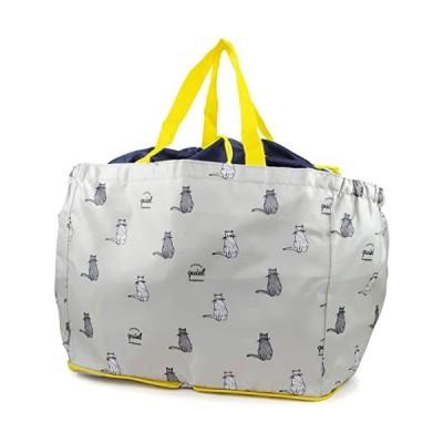レジカゴ保冷バッグ-巾着タイプ-買い物バッグ-エコバッグ-ショッピングバッグ