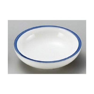 ☆ 小皿 ☆ 厚口渕紺2.5皿 [ 77 x 24mm ] 【料亭 旅館 和食器 飲食店 業務用 】