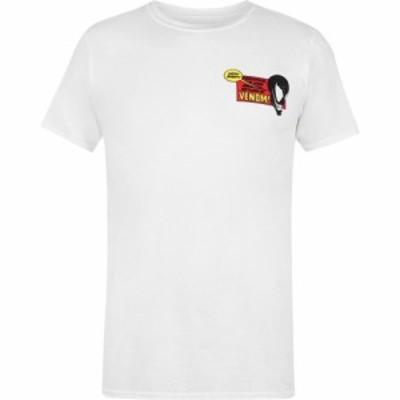 キャラクター Character メンズ Tシャツ トップス Marvel T Shirt Venom Comic