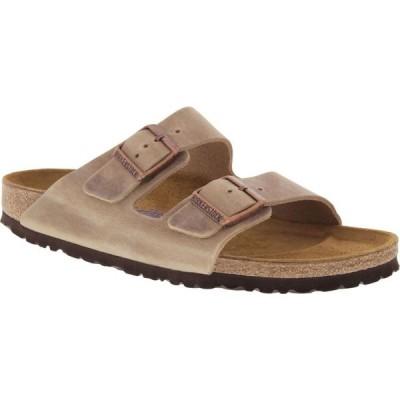 ビルケンシュトック Birkenstock レディース サンダル・ミュール シューズ・靴 Arizona Soft Sandals Tobacco