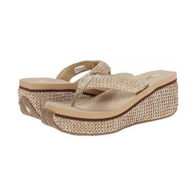 VOLATILE ヴォラタイル レディース 女性用 シューズ 靴 ヒール Island - Natural