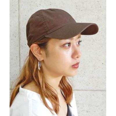 minia / ニューハッタン ツイルキャップ ◆ WOMEN 帽子 > キャップ
