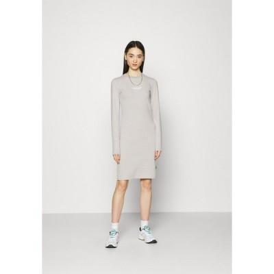 ドクター デニム ワンピース レディース トップス CARDI DRESS - Jersey dress - graphite change