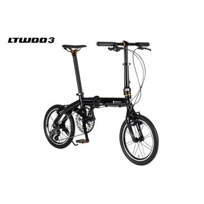 ULTRA LIGHT7 TRY163(ウルトラライト7 トライ163) ルノー (組立・整備発送) RENAULT   折りたたみ自転車 軽量 16インチ