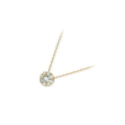 WISP ゴールド ネックレス ダイヤモンド 彼女 プレゼント ウィスプ 誕生日 送料無料 レディース 母の日