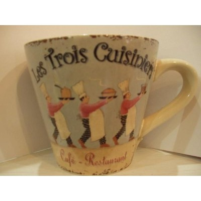 マグカップ S Les Trois Cuisiniers