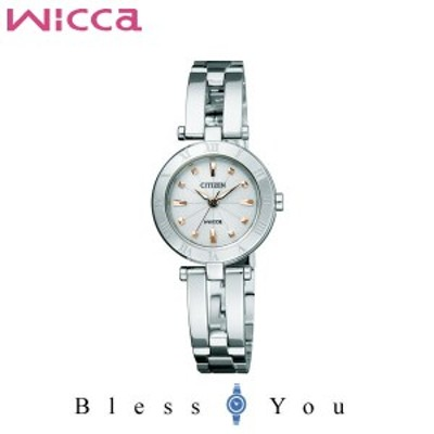 CITIZEN シチズン ウィッカ レディース 腕時計 ソーラー NA15-1572C 18