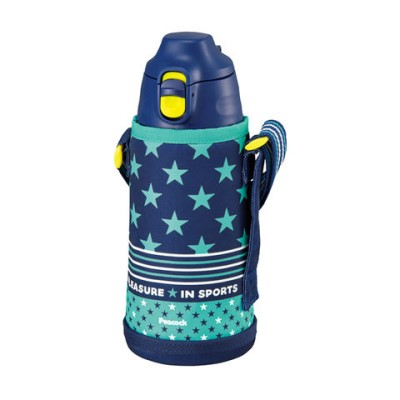 ピーコック ステンレスボトル 0.8L ネイビースター Peacock 2WAYボトル ASG-W81-AKS 【返品種別A】