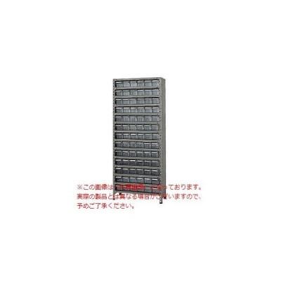 物品棚LEK型樹脂ボックス(100kg/段・高さ2100mm・14段タイプ) LEK2114−78T【代引不可・配送日時指定不可・個人宅不可】