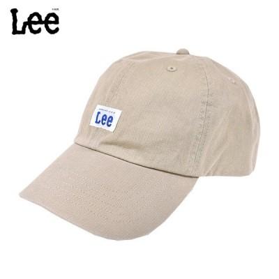 キャップ LEE リー 100176303 LE LOW CAP COTTON TW GG H15