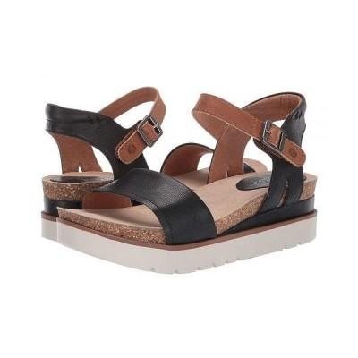 Josef Seibel ジョセフセイベル レディース 女性用 シューズ 靴 サンダル Clea 01 - Black/Kombi