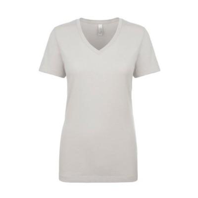 レディース 衣類 トップス Next Level Apparel Women's Lightweight V-Neck Jersey Style N1540 ブラウス&シャツ