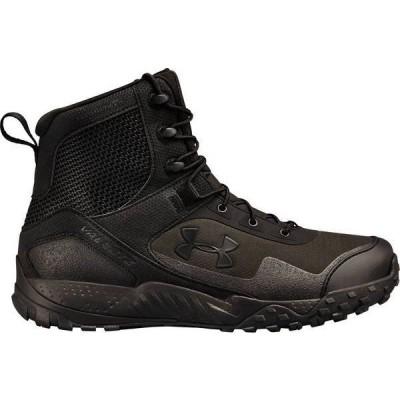 アンダーアーマー メンズ ブーツ・レインブーツ シューズ Under Armour Men's Valsetz RTS 1.5 Side Zip Tactical Boots