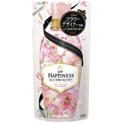 P&G レノアハピネス ラブリー & ジェントル フローラル 詰め替え [柔軟剤] 衣料用洗剤・仕上げ剤