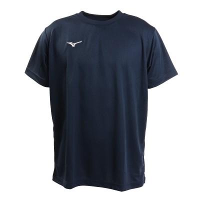 MIZUNOウェアTシャツ 半袖 BS ND 32MA119014 ネイビー