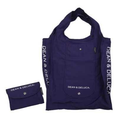 DEAN&DELUCA ディーンアンドデルーカ 京都限定カラー SHOPPING BAG 折りたたみ ショッピングバッグ エコバッグ バック
