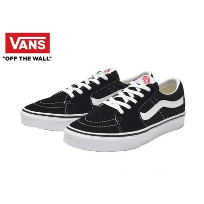 VANS バンズ SK8 LOW スケートロウ VN0A4UUK6BT BLACK/TRUE WHITE ブラック/トゥルーホワイト 正規品