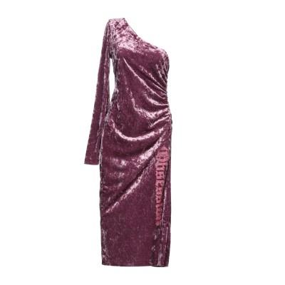 アニヤバイ ANIYE BY 7分丈ワンピース・ドレス ライトパープル S ポリエステル 92% / ポリウレタン 8% 7分丈ワンピース・ドレス