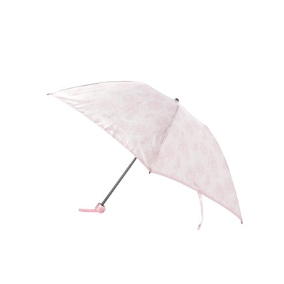 MOONBAT (ムーンバット) レディース 【ルフジュ】婦人折りたたみ傘レース花柄 ピンク フリー