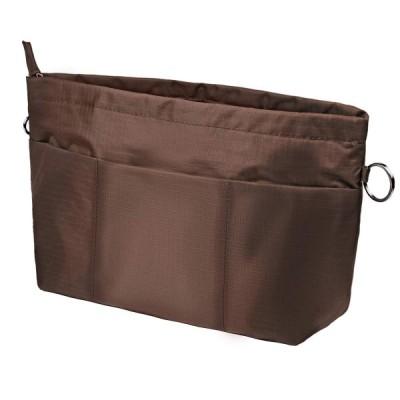 APSOONSELL バッグインバッグ 仕切り レディース メンズ 収納ポーチ 防水 バックインバック A4 A5 B5 軽量 自立 インナーバッグ 縦型 Organizer Bag in Bag Inse