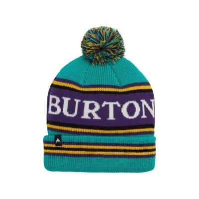 Burton / KIDS ポンポン付き ニット帽 KIDS 帽子 > ニットキャップ/ビーニー