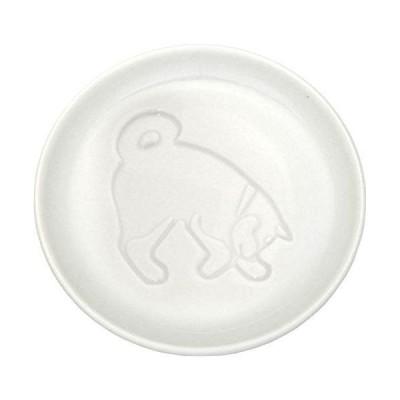 アルタ イヌ醤油皿 小皿 浮き出し 陶器 さがす AR0604209 約φ9 H1.9