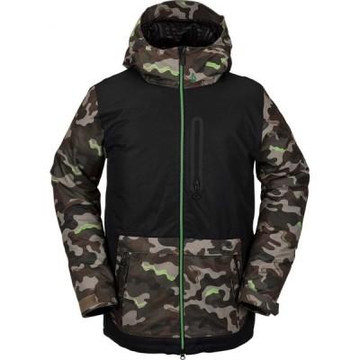 ボルコム Volcom メンズ ジャケット アウター deadly stones jacket Army