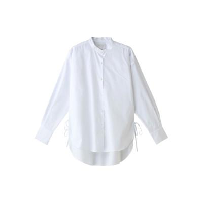 allureville アルアバイル トーマスメイソン3WAYシャツ レディース ホワイト 2
