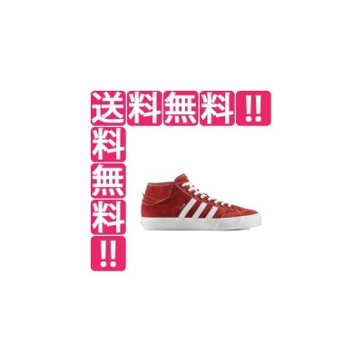 ADIDAS アディダス スケートボーディング マッチコートミッド [サイズ:29cm(US11)] [カラー:レッド×ホワイト] #CG5670