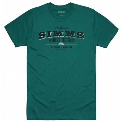 シムズ メンズ シャツ トップス Simms Men's Working-Class Graphic T-Shirt