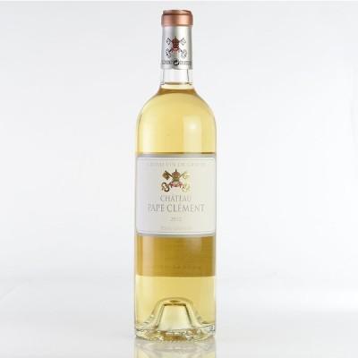 シャトー パプ クレマン ブラン 2012 フランス ボルドー 白ワイン