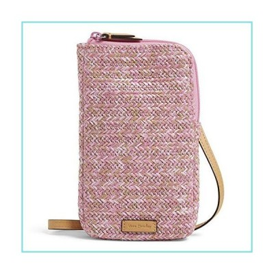 Vera Bradley (ヴェラブラッドリー) ストロー 携帯電話 US サイズ: One Size カラー: ピンク【並行輸入品】