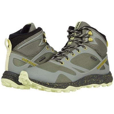 メレル Altalight Mid Waterproof レディース Hiking Lichen