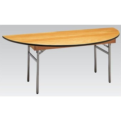 レセプションテーブル SOT-1800H 半円テーブル 机