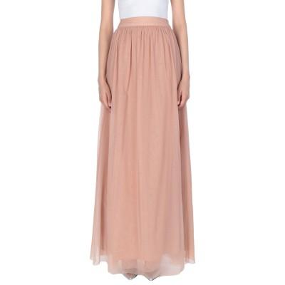 LA KORE ロングスカート パステルピンク 1 ナイロン 100% ロングスカート