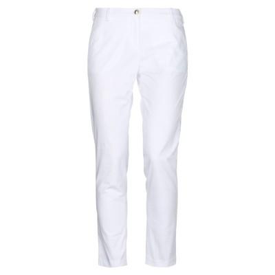 クルチアーニ CRUCIANI パンツ ホワイト 26 コットン 98% / ポリウレタン 2% パンツ