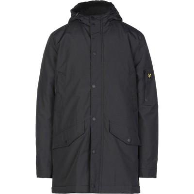 ライル アンド スコット LYLE & SCOTT メンズ ジャケット アウター jacket Black