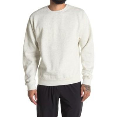 ジェフ メンズ パーカー・スウェットシャツ アウター Fort Green Crew Neck Sweater OAT HEATHER