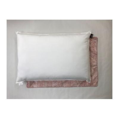 【2628-0485】肌温度調整枕 アウトラストウオッシャブルピロー 枕カバー ピンク2枚付き