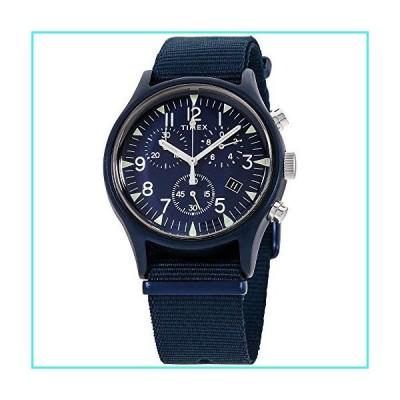 【新品】Timex MK1 Quartz Movement Blue Dial Men's Watch TW2R67600(並行輸入品)
