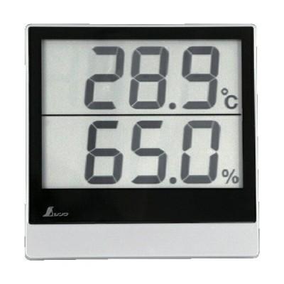 シンワ測定 デジタル温湿度計 Smart A 73115