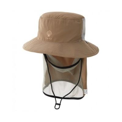 ROXY/QUIKSILVER / UV SUP CAMP HAT/クイックシルバーUVナイロンハット MEN 帽子 > ハット