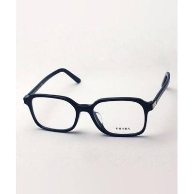 GLASSMANIA -Tokyo Aoyama- / 【PRADA/プラダ】スクエア メガネ PR03XVF 1AB1O1 WOMEN ファッション雑貨 > メガネ