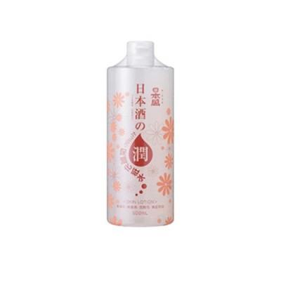 日本盛 日本酒のたっぷり保湿化粧水 さっぱり 500ml