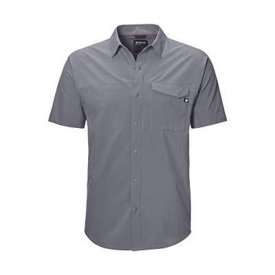 マーモット ノースゲート ピーク 半袖 US サイズ: XX-Large カラー: グレイ