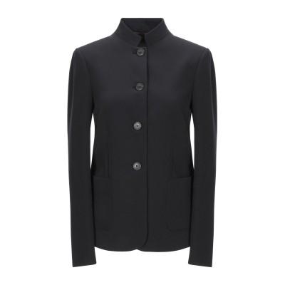 キルティ KILTIE テーラードジャケット ブラック 44 ポリエステル 90% / ポリウレタン 10% テーラードジャケット